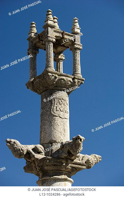 Pillory, Almorox, Toledo province, Castilla-La Mancha, Spain