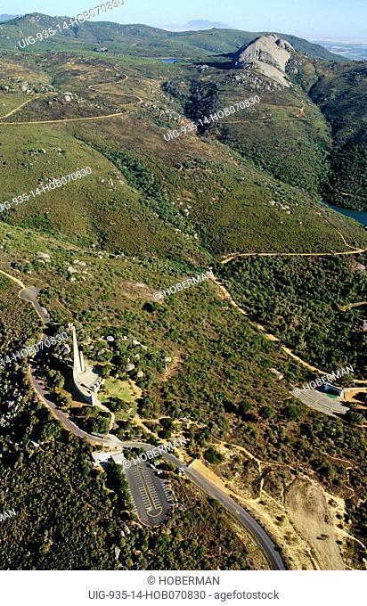 Paarl Rock & Taalmonument, Paarl, Western Cape