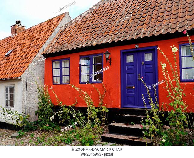 house in ebeltoft, denmark