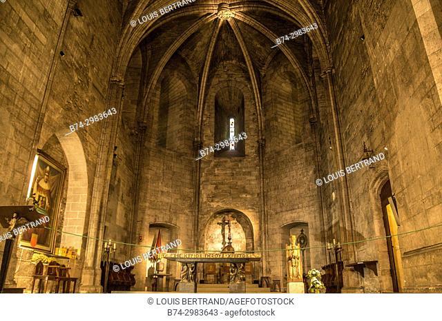 abbeye saint victor, marseille, bouche du rhone, france