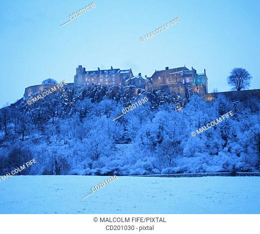 Stirling Castle. Scotland