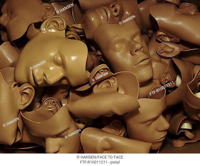 Plastic masks