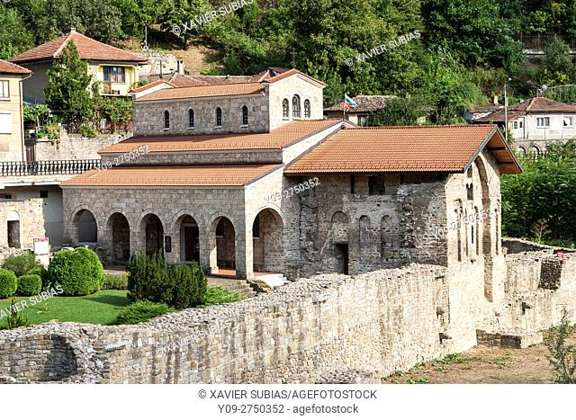 The Holy Forty Martyrs Monastery, The Royal Monastery, Veliko Tarnovo, Bulgaria