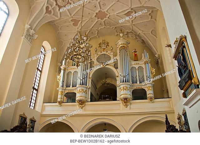 Sanctuary of Our Lady of Koden. Koden, Lublin Voivodeship, Poland