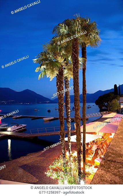 Ascona, Lake Maggiore, Ticino, Switzerland