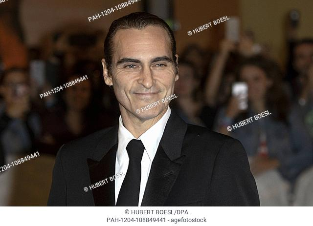 Joaquin Phoenix attends the premiere of 'The Sisters Brothers' during the 43rd Toronto International Film Festival, tiff