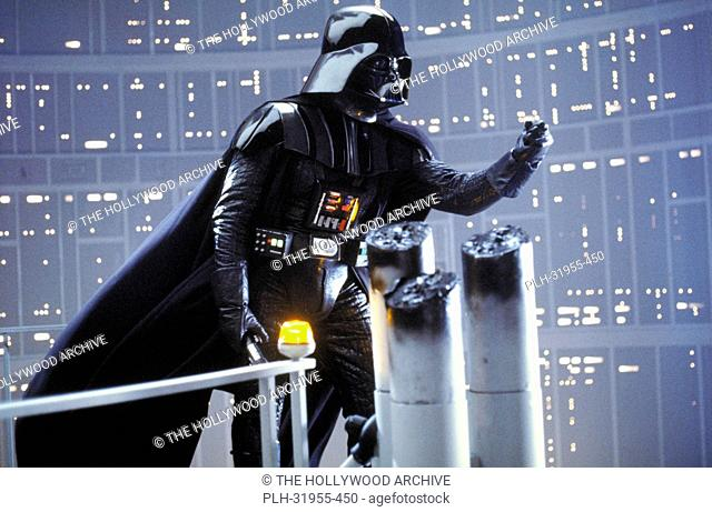 David Prowse Star Wars Episode V: The Empire Strikes Back 1980