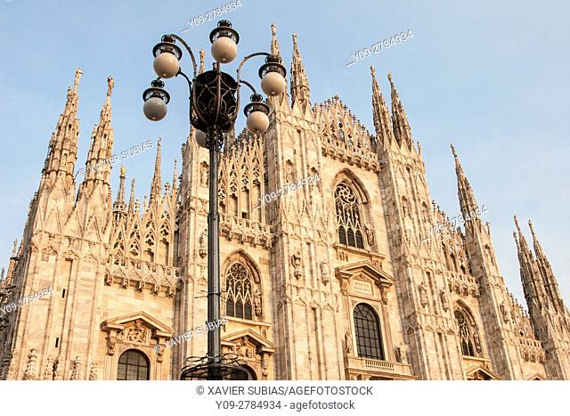 Duomo, Milan, Lombardy, Italy