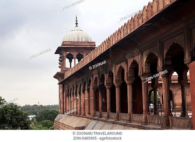 Moschee Jama Masjid, Dehli, Indien