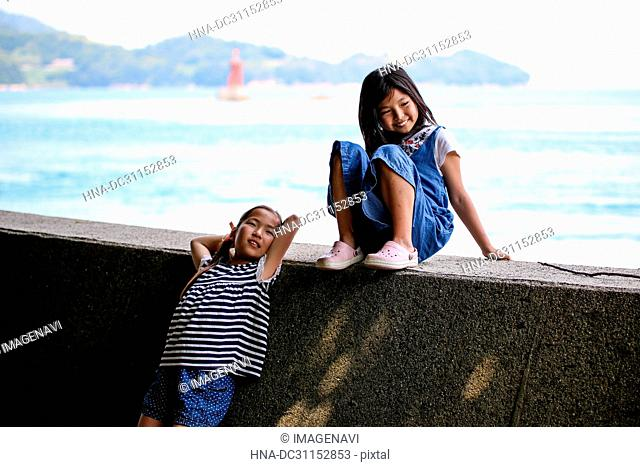 Two Japanese Girls