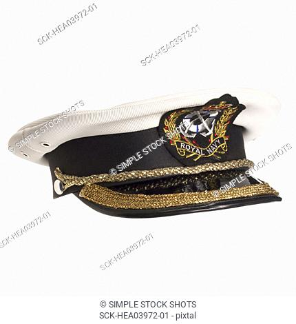 naval officers cap