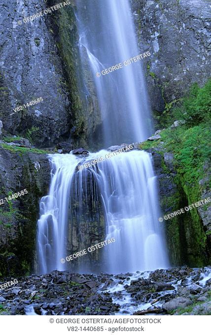Comet Falls, Mt Rainier National Park, WA