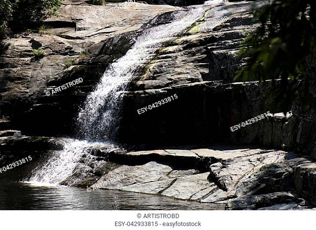Beautiful Cedar Creek in Samford, Queensland
