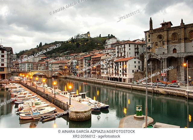Ondarroa, Basque Country