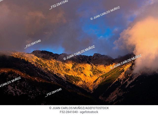 Cadi-Moixero Natural Park, Alt Urgell, Lleida, Catalunya, Spain