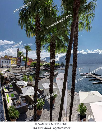 Ascona in the Ticino