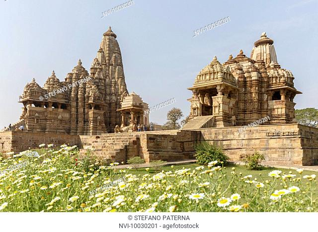 Jagadambi Temple, Temple district of Khajuraho, Khajuraho, Madhya Pradesh, India