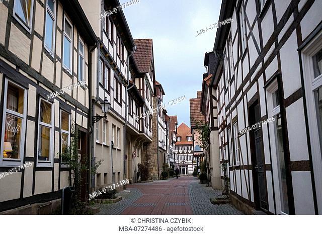 Historic City of Hamelin, Germany