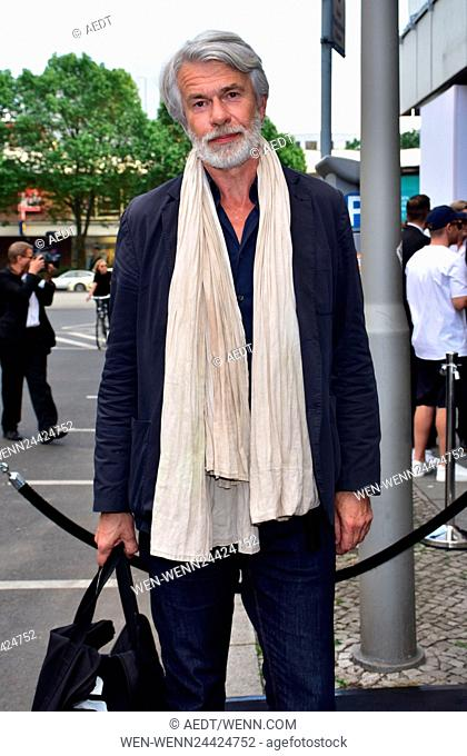 Opening party Julia Stoschek Collection (JSC) at Leipziger Strasse Featuring: Chris Dercon Where: Berlin, Germany When: 01 Jun 2016 Credit: AEDT/WENN