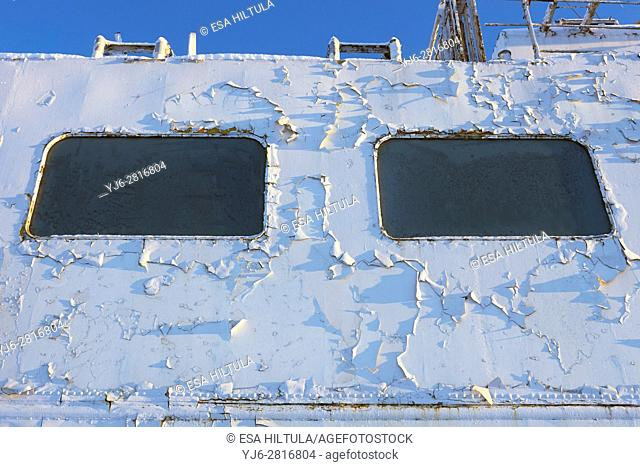 ship windows