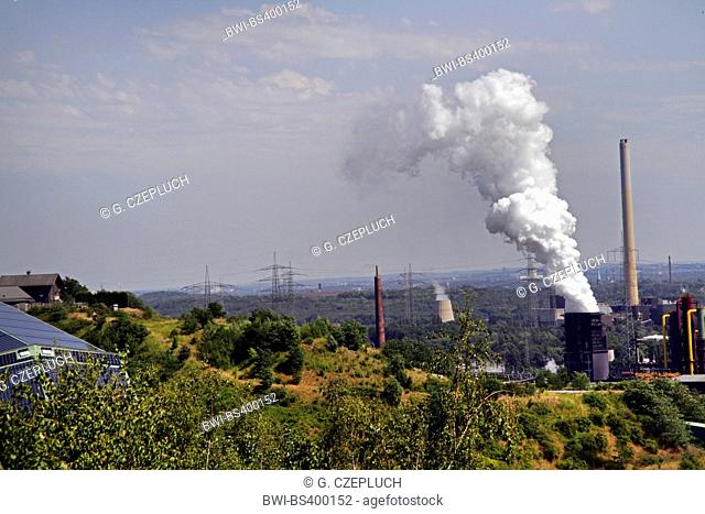 cooking plant Prosper II, Germany, North Rhine-Westphalia, Ruhr Area, Bottrop