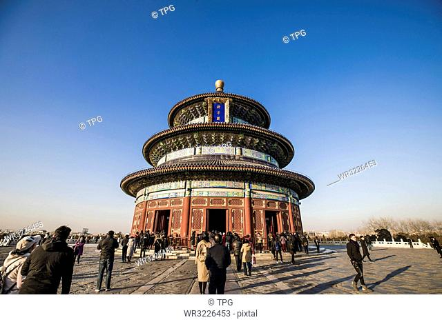 Temple of Heaven;China