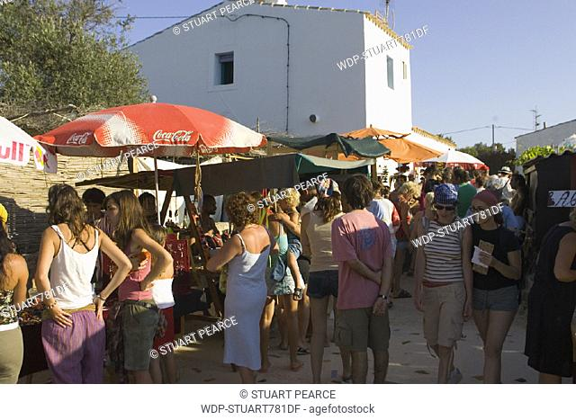El Pilar Market, Formentera, Balearic Islands