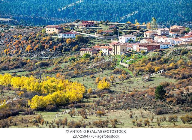 Lagunaseca, Serranía de Cuenca, Cuenca province, Castilla-La Mancha, Spain