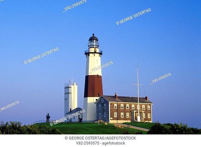 Montauk Point Lighthouse, Montauk Point State Park, New York