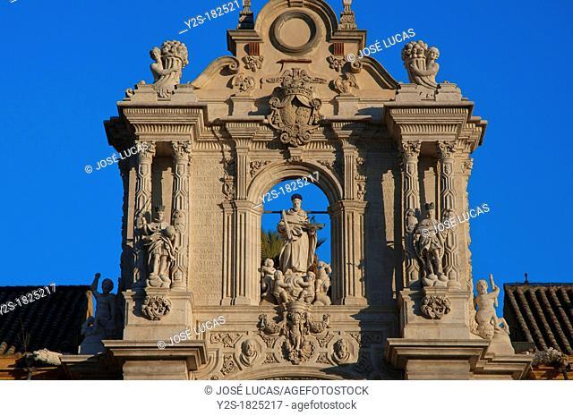 San Telmo Palace, Seville, Spain