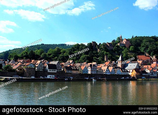 Hirschhorn Perle des Neckars
