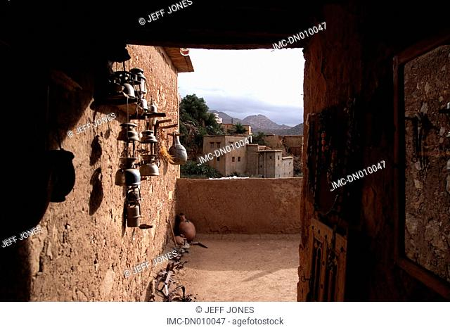 Morocco, Ameln valley, Oumesnat