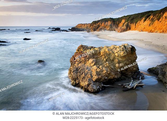 Pescadero Beach on the San Mateo Coast California