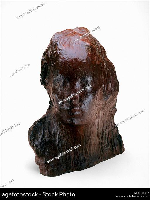 Behold the Child. Artist: Medardo Rosso (Italian, Turin 1858-1928 Milan); Date: 1906; Medium: Bronze; Dimensions: 17 x 14 x 10 in. (43.2 x 35.6 x 25