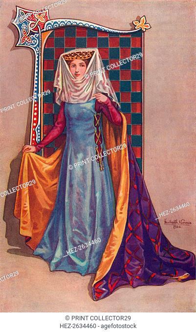 'A Noble Lady', 1926. Artist: Herbert Norris
