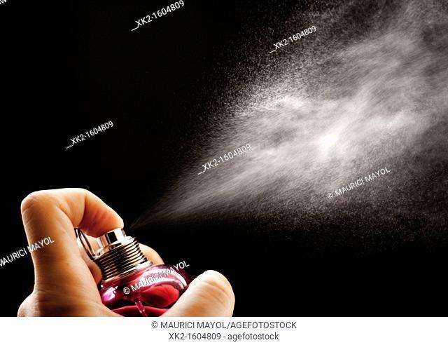 fragance vaporization