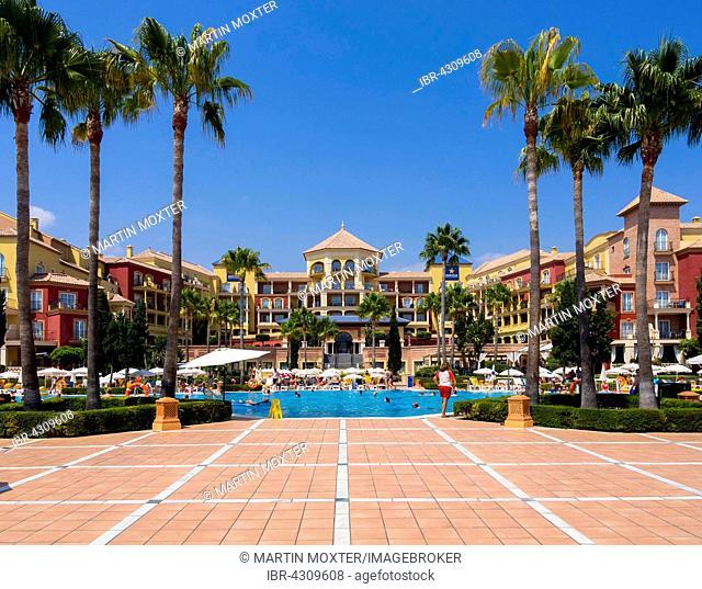 Hotel Iberostar Málaga Playa with Pool, Torrox, Málaga province, Andalusia, Costa del Sol, Spain