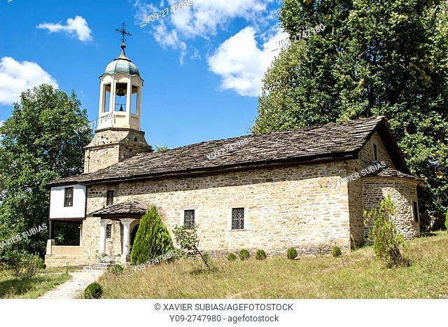 Church of Saint Elijah Bozhentsi, Gabrovo, Bulgaria