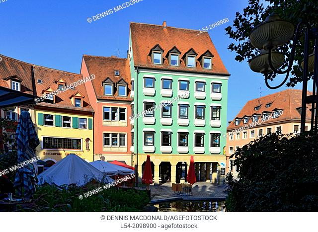 Bamberg Germany Deutschland DE Bavaria UNESCO