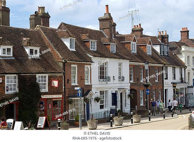 High Street, Battle, Sussex, England, United Kingdom, Europe