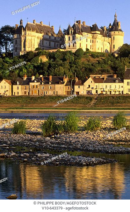 Chaumont-sur-Loire is on the World Heritage list of UNESCO