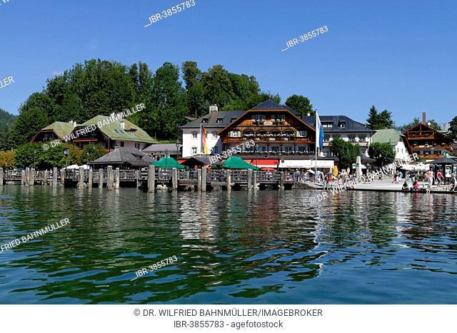 Schiffmeister Hotel in Schönau am Königssee, Königssee Lake, Berchtesgadener Land district, Upper Bavaria, Bavaria, Germany