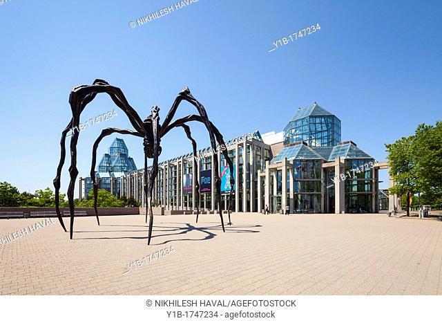 Maman, National Gallery of Canada, Ottawa