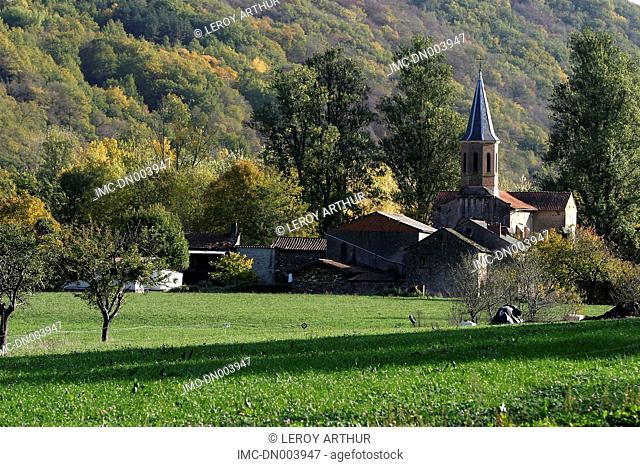 France, Tarn, Fabas