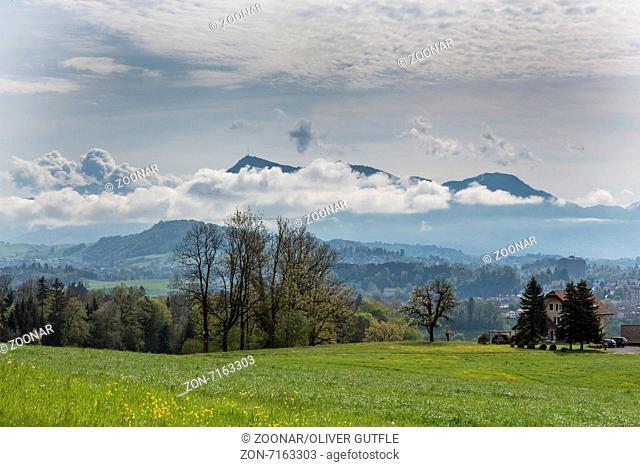 Rigi, Lucerne, Switzerland, Europe