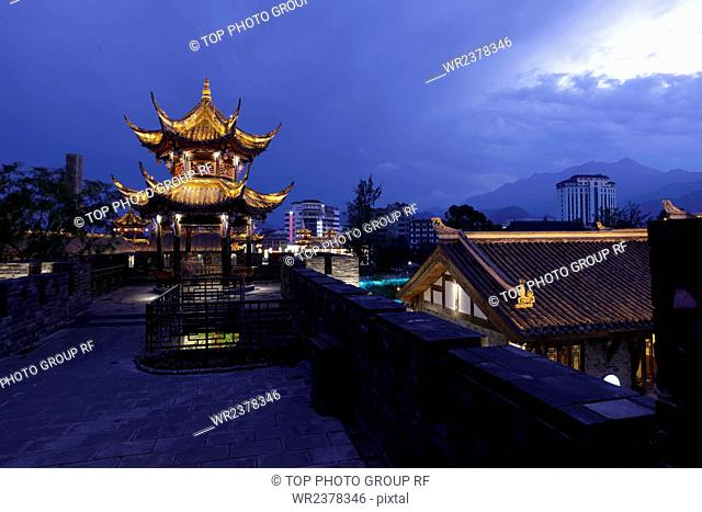Chengdu Dujiangyan