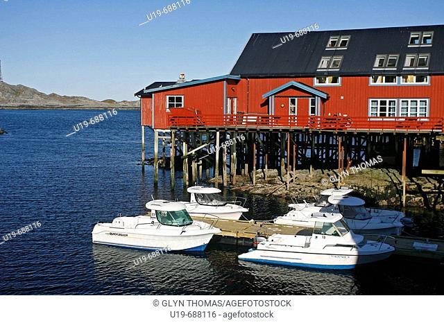 Å, Lofoten Islands, Norway
