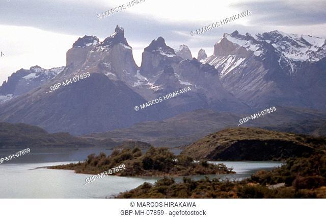 Valle Nevado, Carretera, Chile 1997