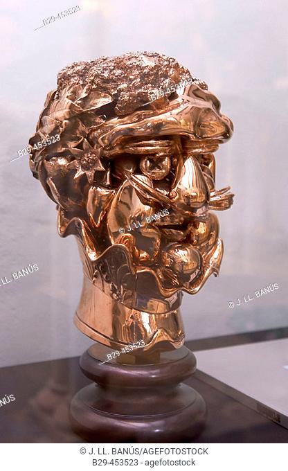 Sculpture by Miguel Berrocal