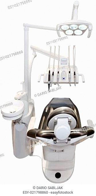Dentist Chair Cutout